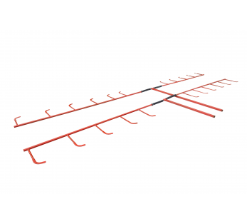 Арматура пневмообдувочная АП-2 вид сбоку