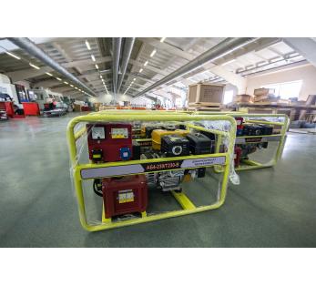бензиновые электроагрегаты АБ-4