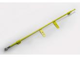 Стяжка для регулировки ширины рельсовой колеи